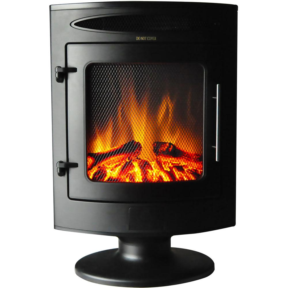 black cambridge freestanding electric fireplaces cam20fsef 1blk 64 1000
