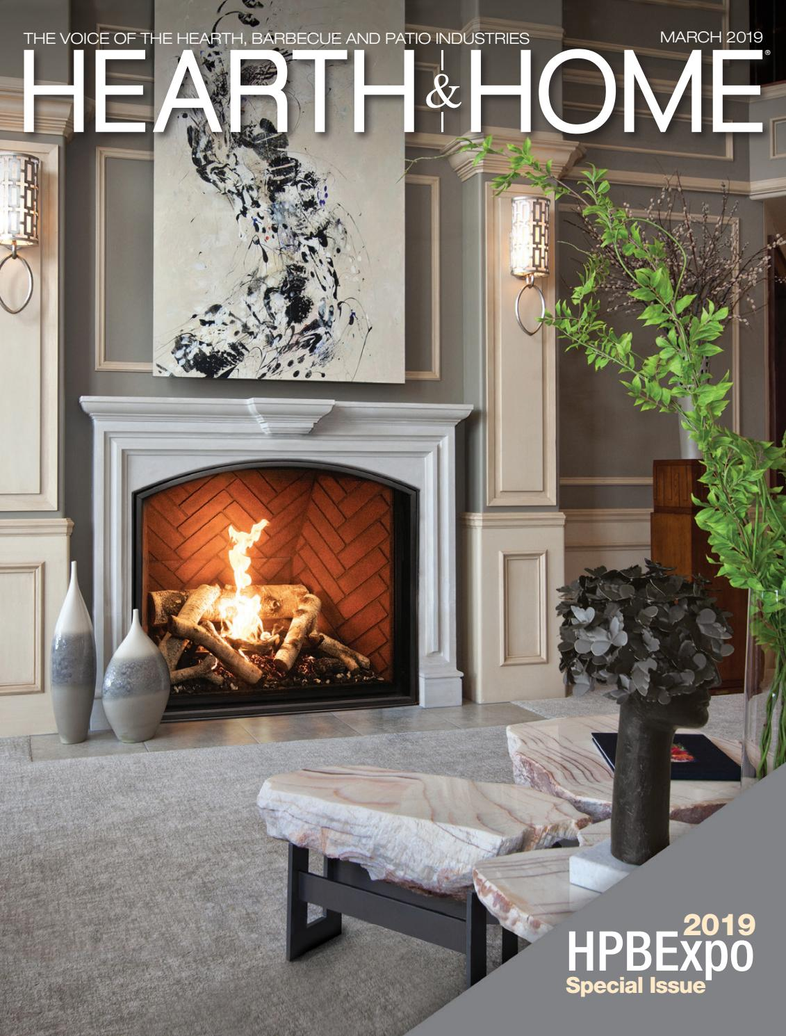 Fireplace Store San Antonio Best Of Hearth & Home Magazine – 2019 March issue by Hearth & Home