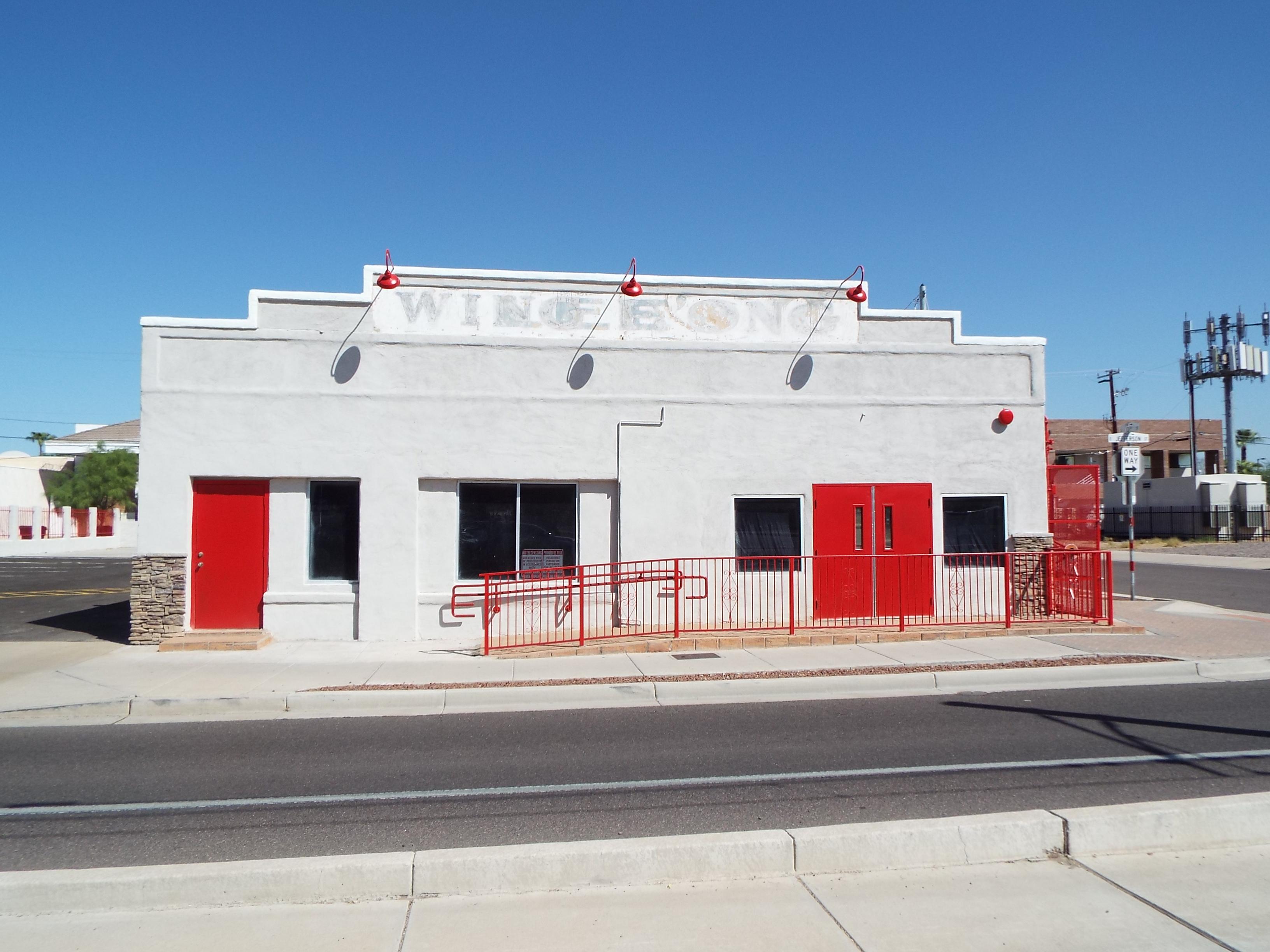 Phoenix Building Wing F g Grocery 1925 2
