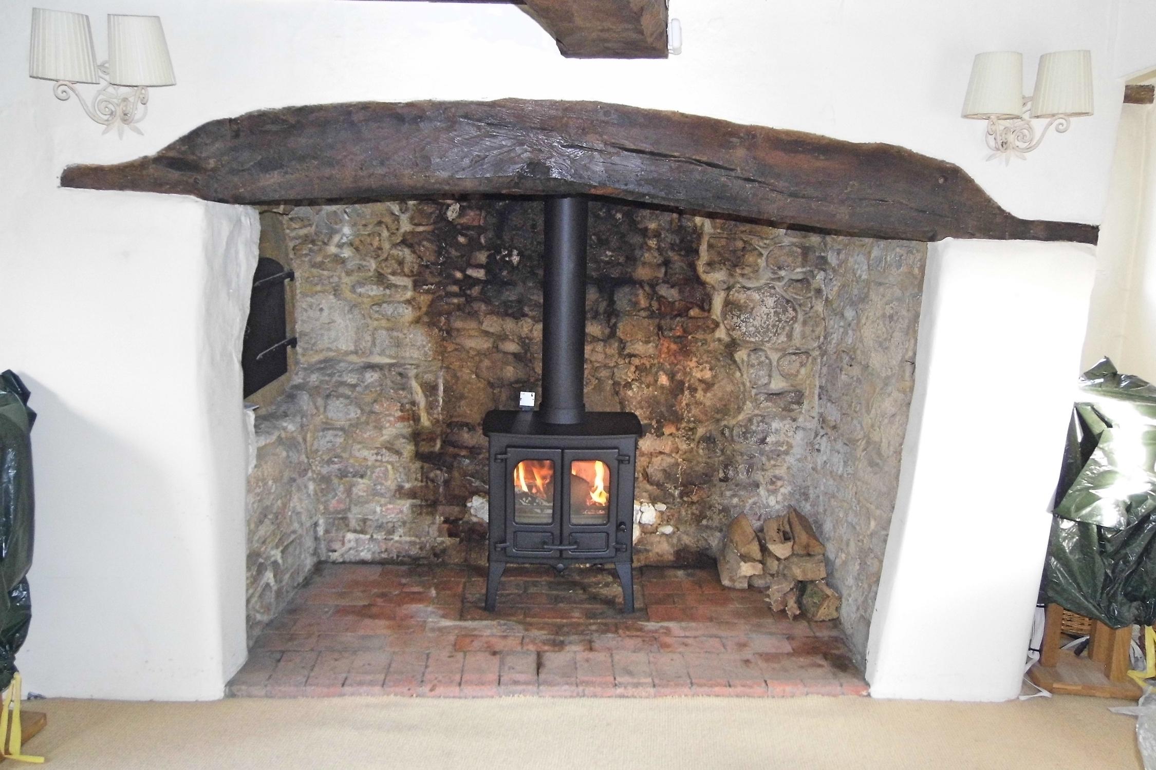 Fireplace Sweep Unique Long Crendon Reinstating An Inglenook