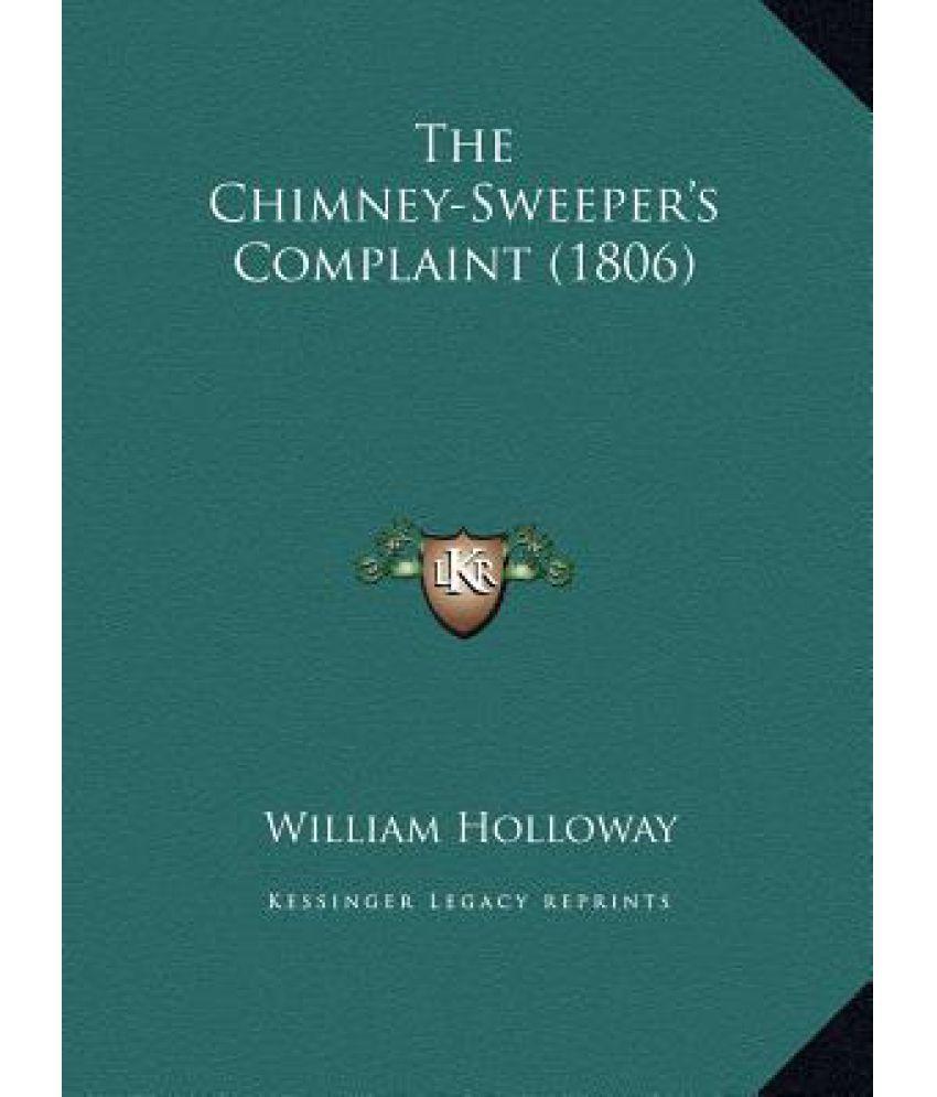 The Chimney Sweeper s plaint SDL 1 98d73