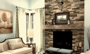 19 Awesome Fireplace Wall Ideas Photos