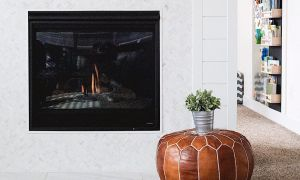16 Beautiful Fireplace with Mantle