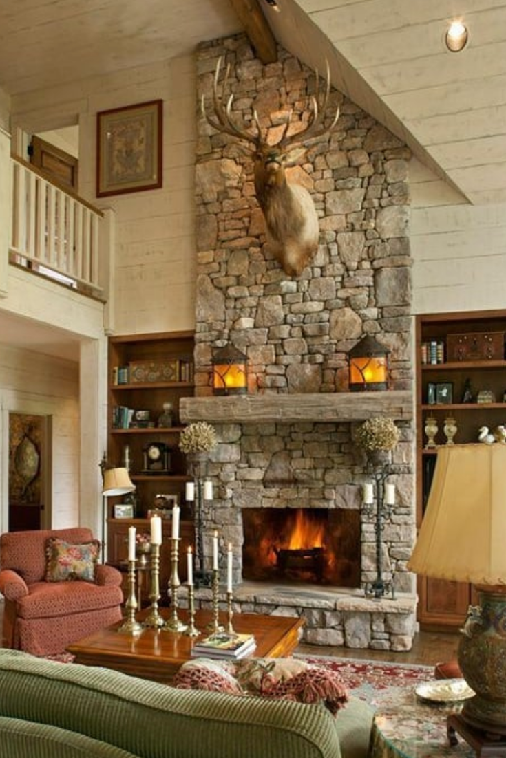 Fireplaces Denver New 17 Amazing Rustic Fireplace Ideas