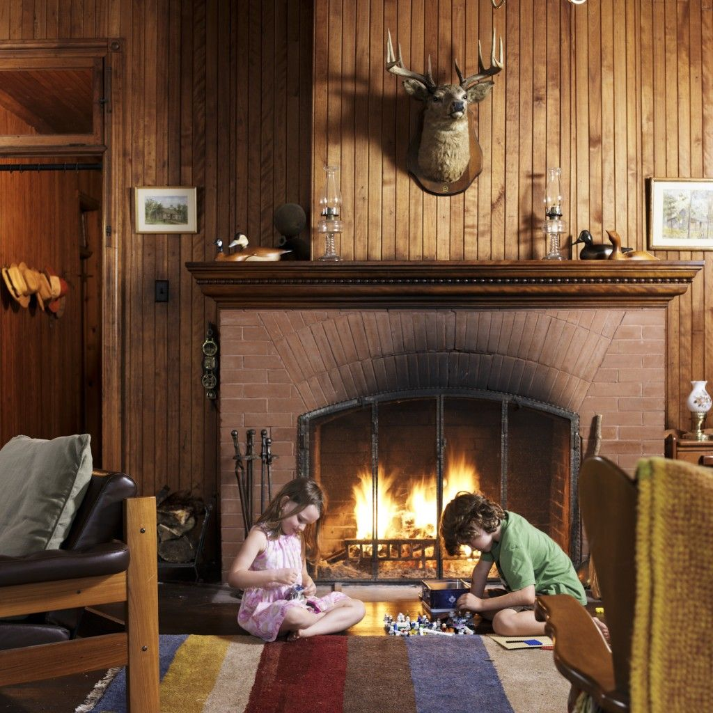 Fireplaces Etc Elegant tour A 140 Year Old Cottage – Cottage Life Large Fireplace