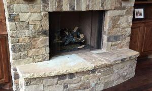 21 Inspirational Flagstone Fireplace