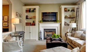 26 Luxury Free Standing Cabinets Next to Fireplace