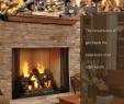 Free Standing Gas Log Fireplace Luxury Gas Logs Brochure Hearth & Home Technologies