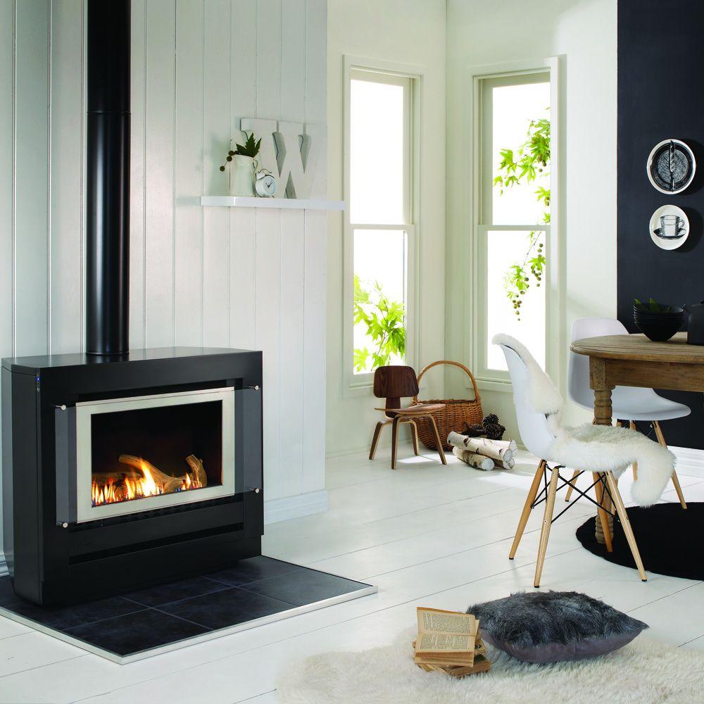 Free Standing Gas Log Fireplace New Pivot Stove & Heating Pany Freestanding Gas Log Fires