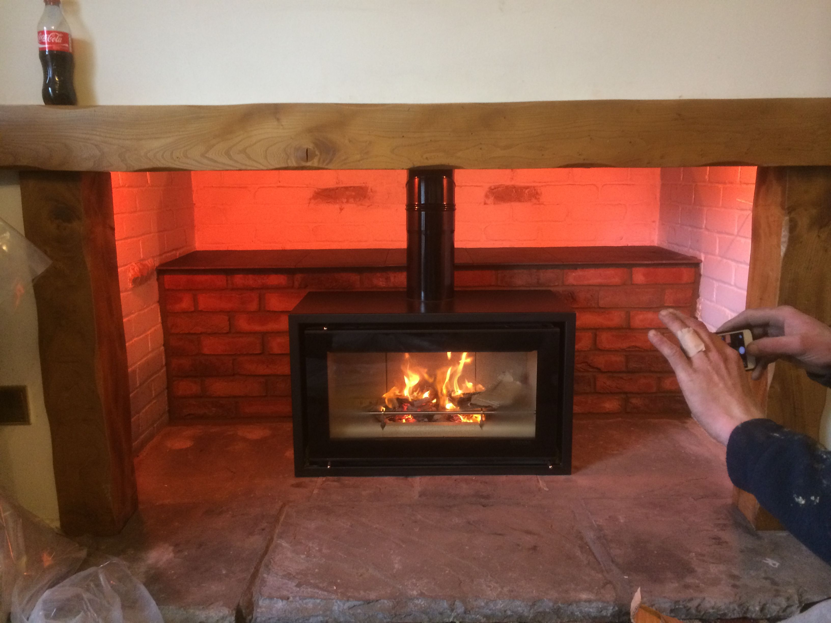 Freestanding Gas Fireplace New Stovax Studio 1 Freestanding Wood Burning Stove
