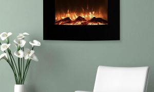 23 Luxury Freestanding Indoor Fireplace