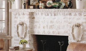 12 Unique French Country Fireplace Mantels