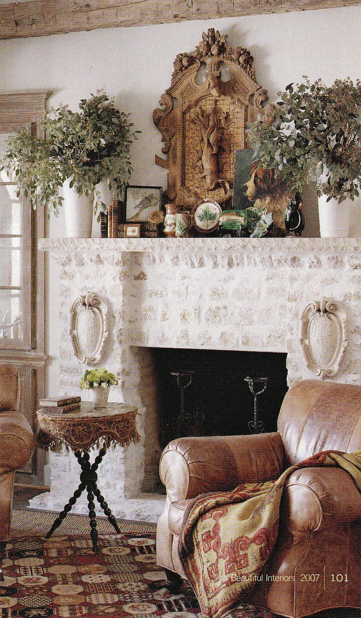 French Fireplace Mantel Best Of An Amazing Mantel for the Home Living Rooms