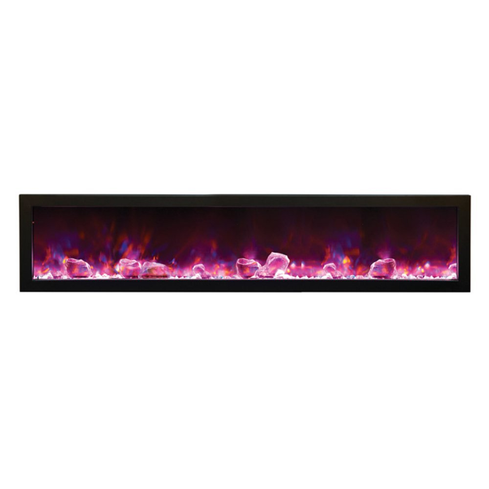 Front Vent Electric Fireplace Best Of Amazon Amantii Bi 72 Slim Od Outdoor Panorama Series