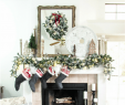 Garland for Fireplace Mantel Lovely 5 Tips for the Coziest Christmas Mantle Pocketful Of Posies