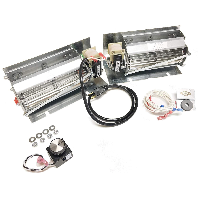 Gas Fireplace Blower Kit New Fireplaceblowers Line 600 1 Fireplace Blower Fan Kit for Kozy Heat Rotom Hb Rb6001