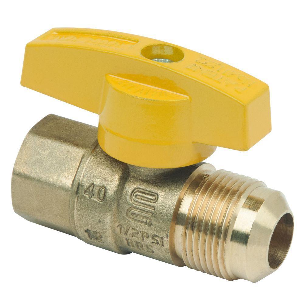 brasscraft gas fittings connectors pssc 68 64 1000