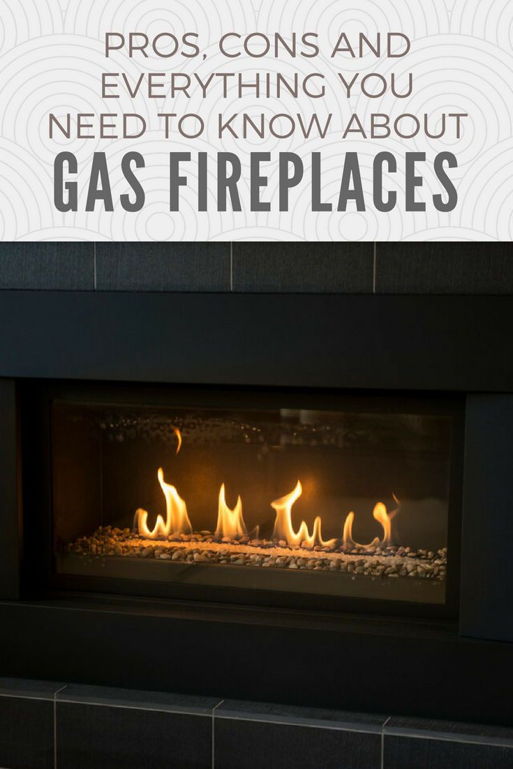 Gas Fireplace Insulation Elegant Gas Fireplaces Pros Cons and Everything You Need to Know