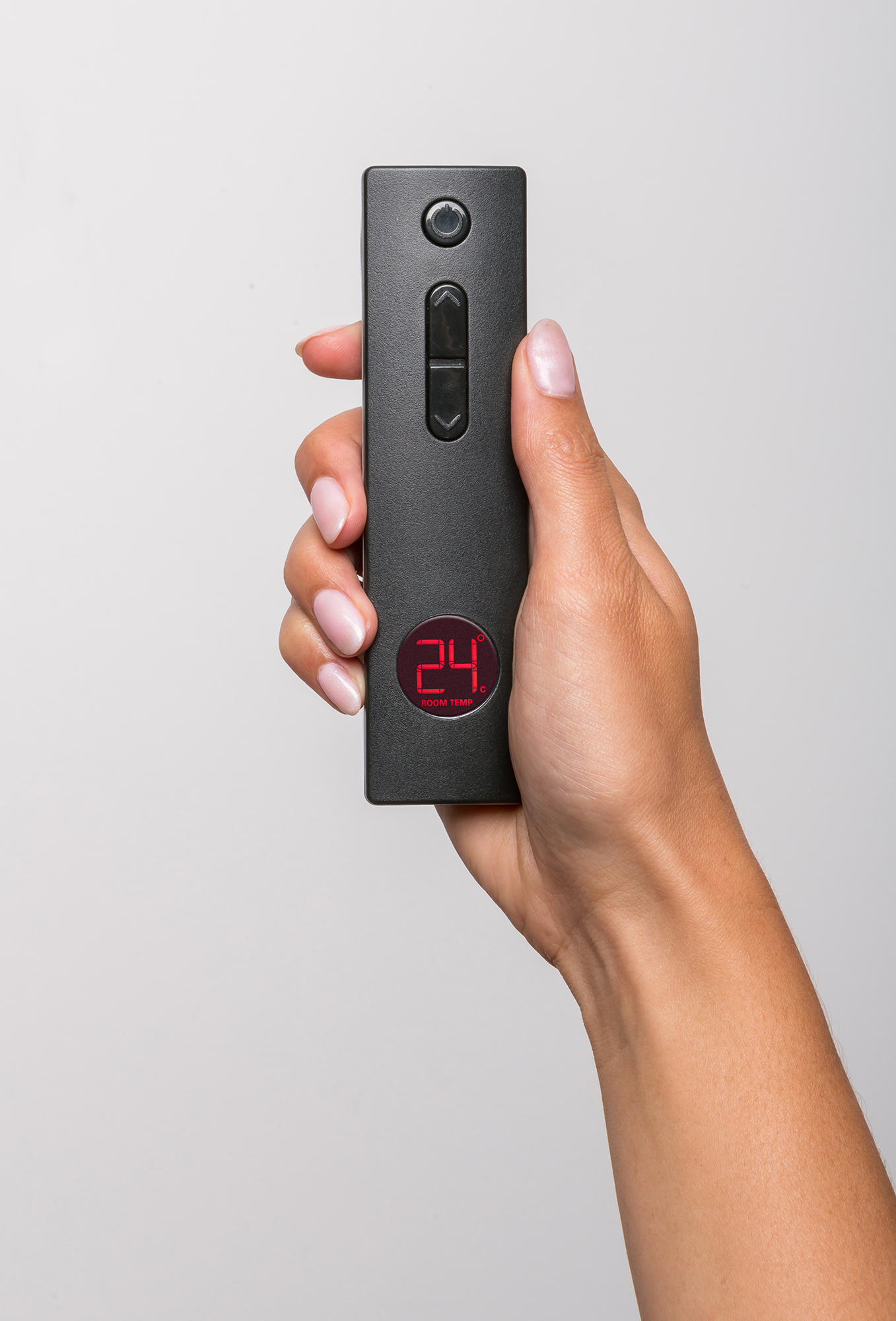 universal controller in someones hand