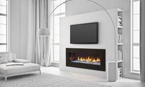 23 Fresh Gas Fireplace Units