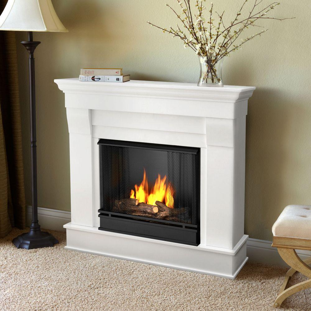 white real flame gel fireplaces 5910 w 64 1000