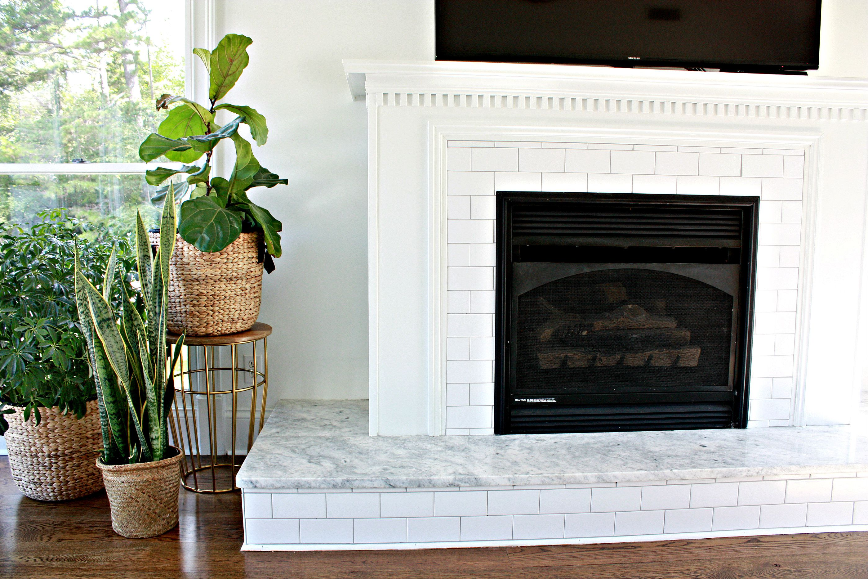 Granite Slab for Fireplace Hearth Luxury 25 Beautifully Tiled Fireplaces