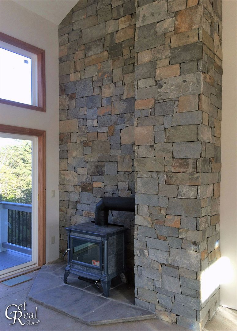 Gray Stone Fireplace Inspirational Coyote Gray Stone Fireplaces