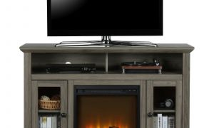 16 Fresh Grey Electric Fireplace Tv Stand