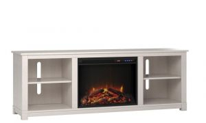 26 Awesome Grey Entertainment Center with Fireplace