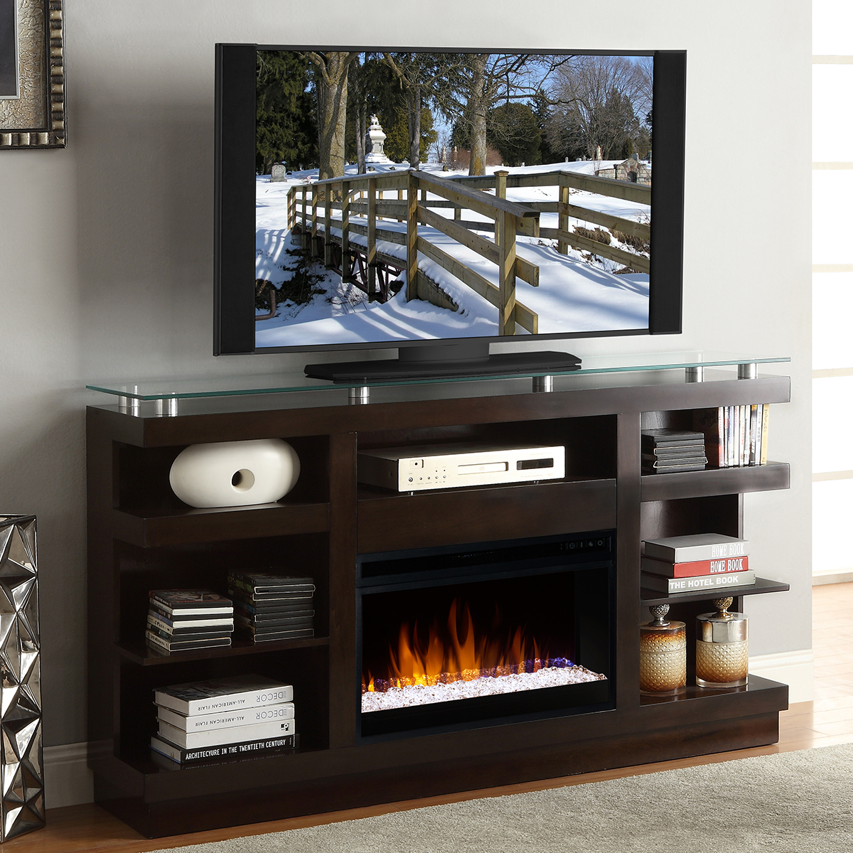 Harlan Grand Electric Fireplace Awesome Fireplaces Portable Electric & Gel Fuel Fireplaces
