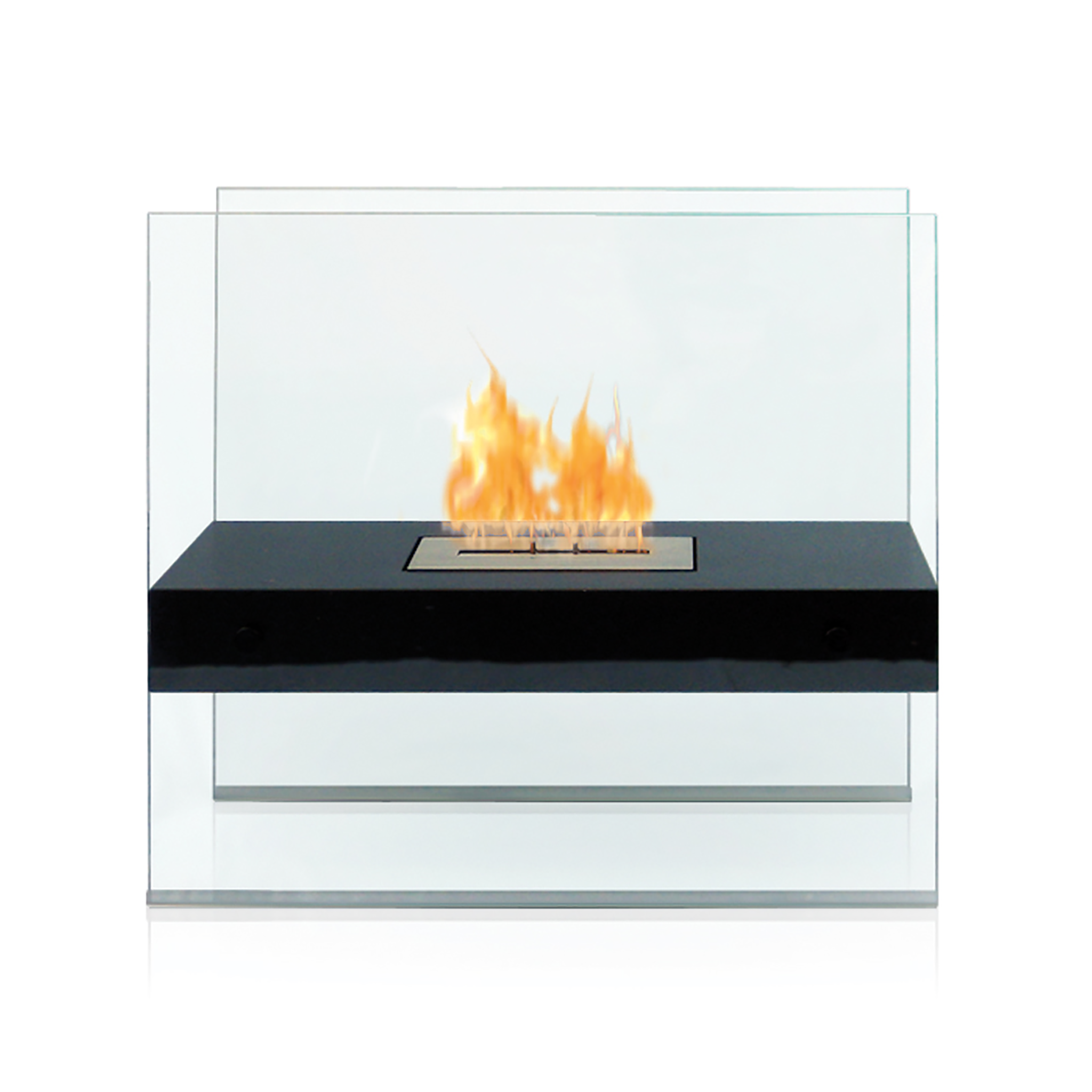 Harlan Grand Electric Fireplace Elegant Daily