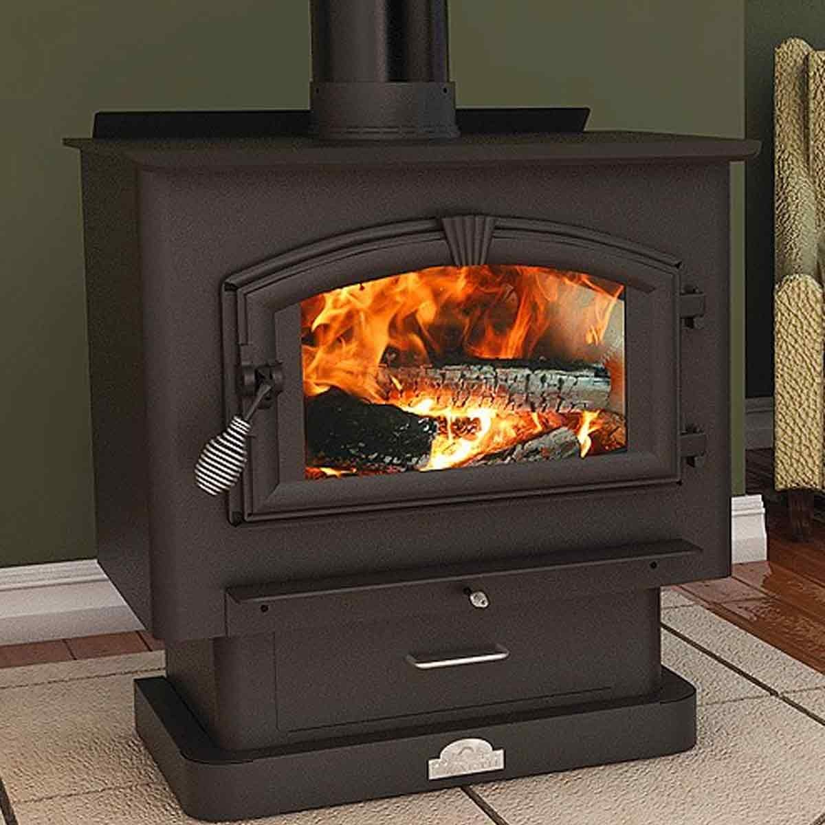 nle5sv 2000 07 u s stove medium epa certified woodburning stove with blower 2000