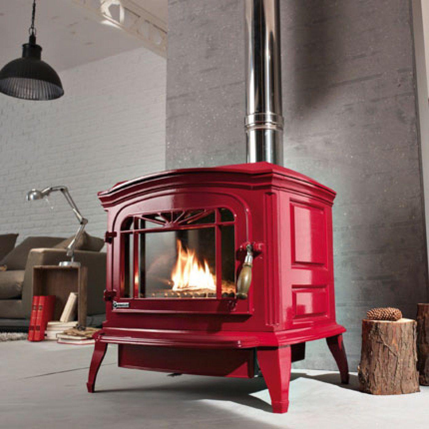 Hearthstone Fireplace Insert Awesome Poªle  Bois Bradford Invicta Kitchen