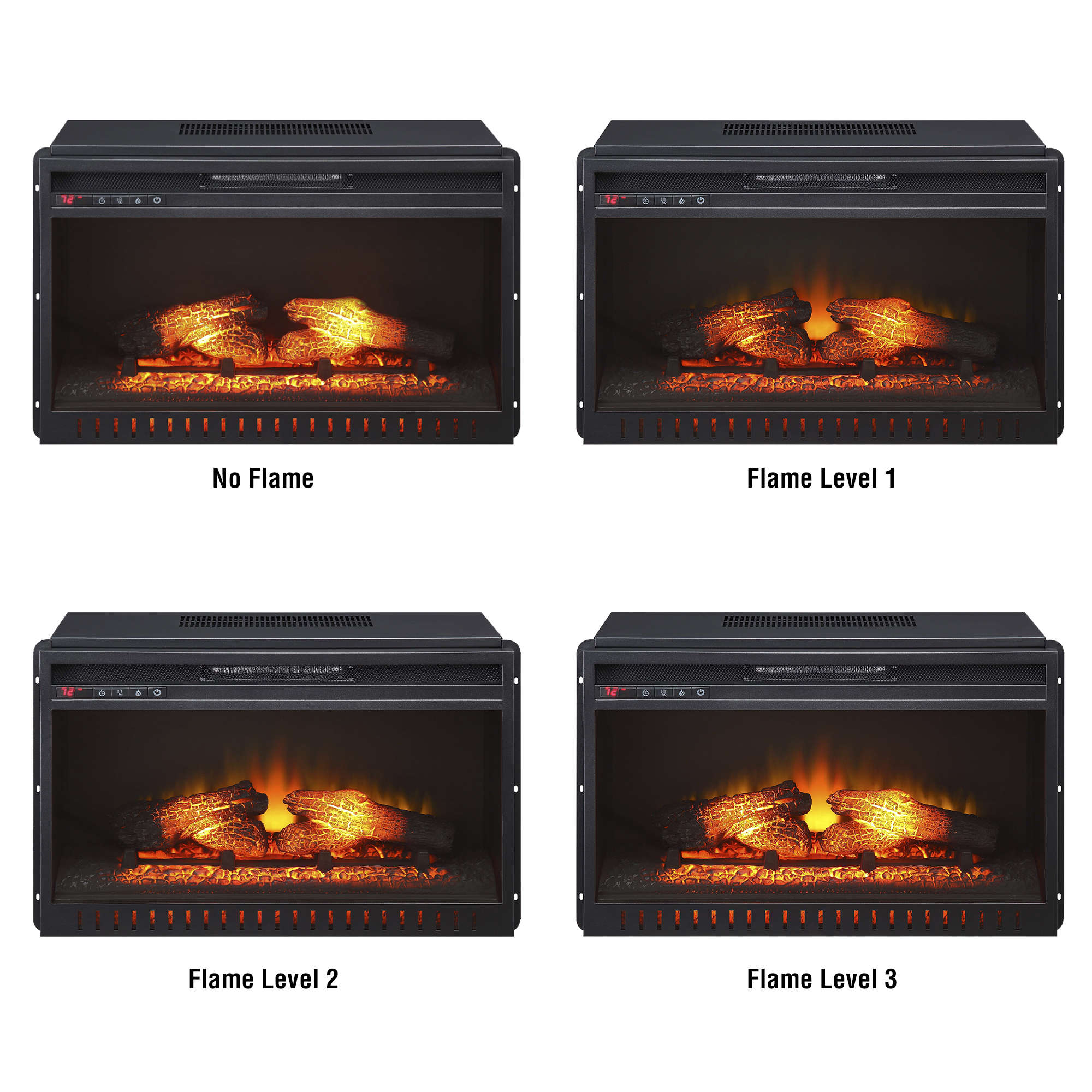 Heat and Glo Fireplace Parts New Whalen Barston Media Fireplace for Tv S Up to 70 Multiple