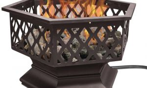 26 New Home Depot Propane Fireplace
