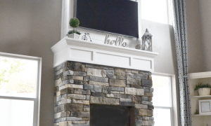 19 Inspirational Homemade Fireplace