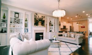 25 Inspirational How to Arrange Furniture Around A Fireplace