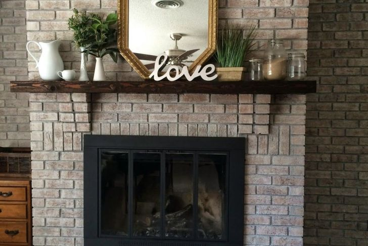 How to Brick A Fireplace Luxury White Washing Brick with Gray Beige Walking with Dancers
