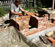 How to Build An Outdoor Brick Fireplace Luxury Smokehouse Pizza Oven Bread Oven Garden Grill Diy Project Stop Motion Timelapse