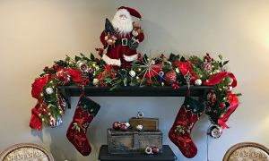 14 Fresh How to Decorate A Fireplace for Christmas