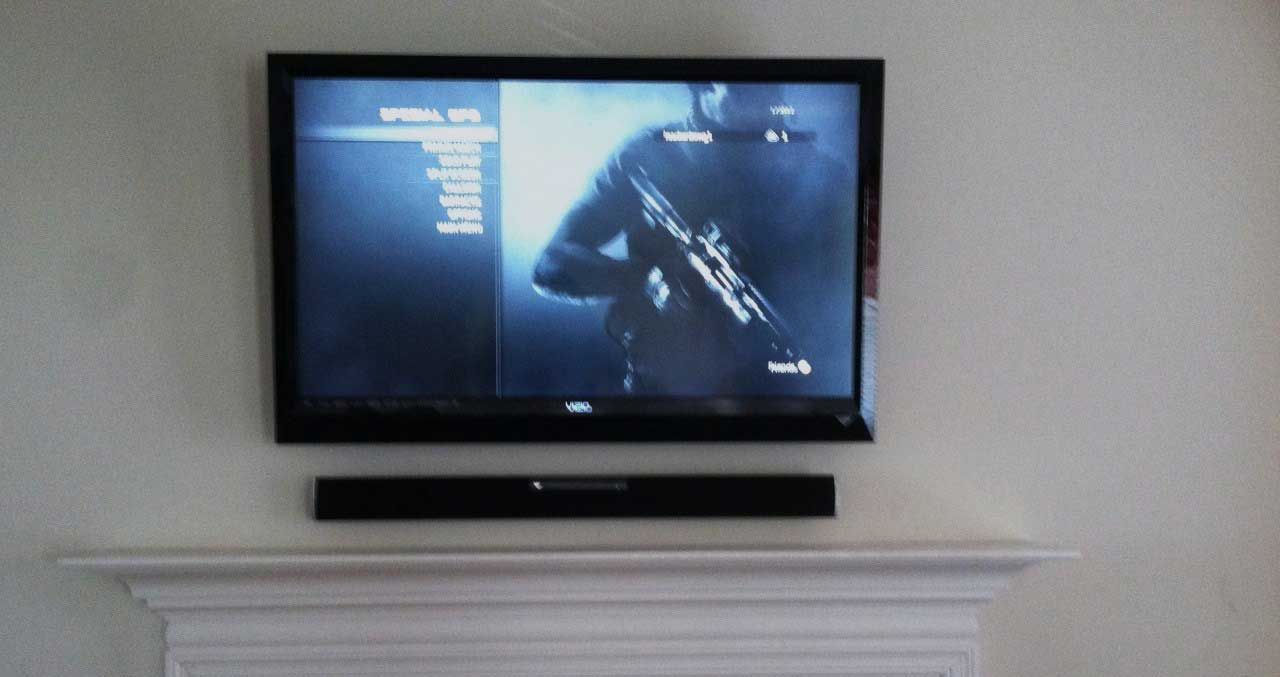 advanced fireplace tv mounting 3