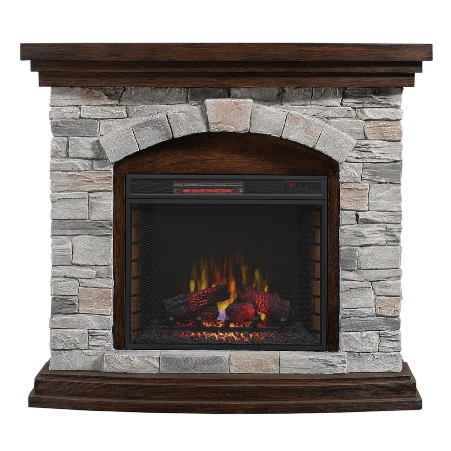 How to Install Electric Fireplace Best Of Rustic Fireplace Electric