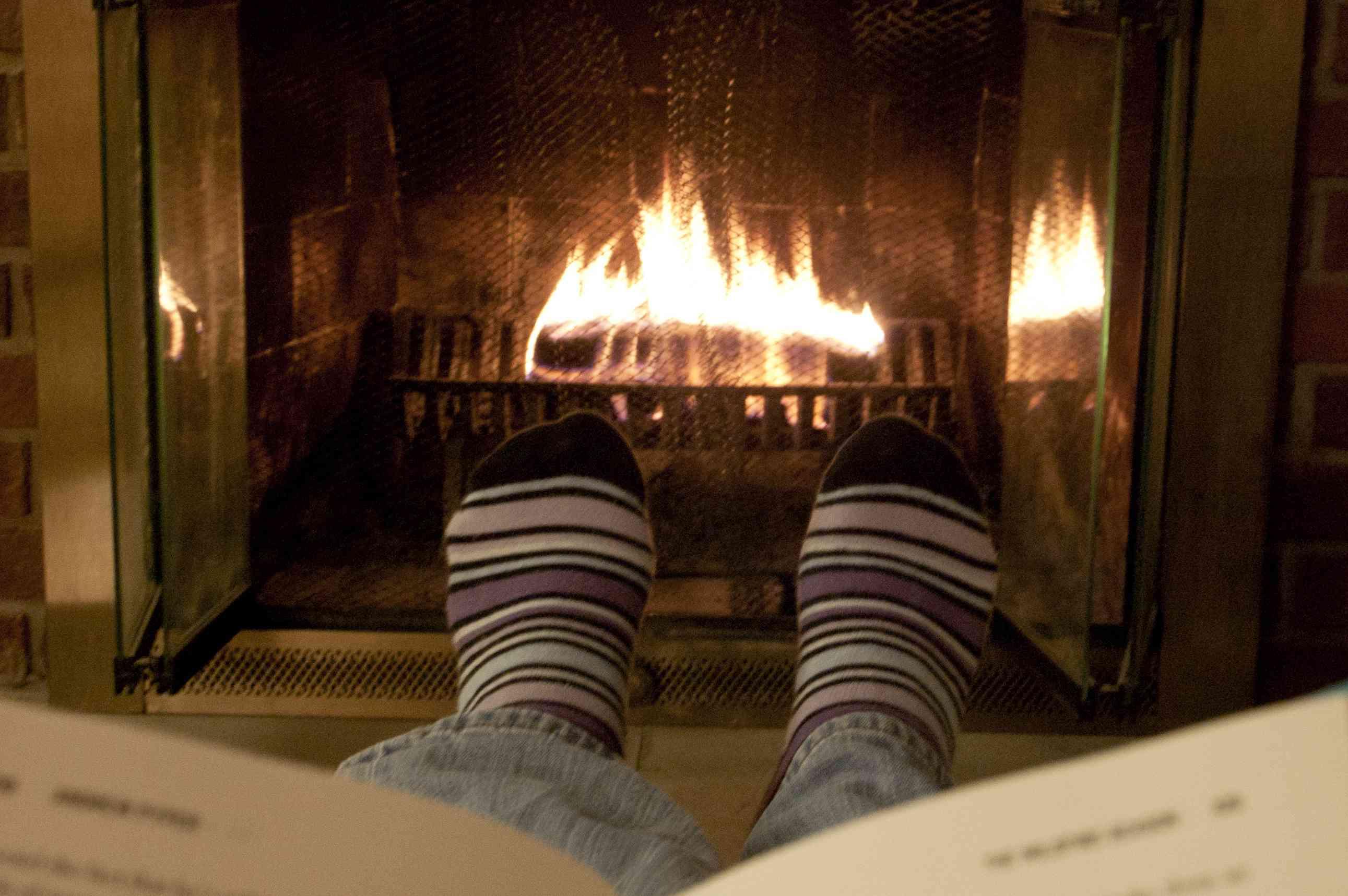 feet fireplace 582deca73df78c6f6ae27ef5