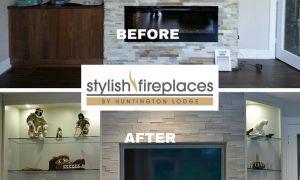 11 Inspirational Huntington Fireplace