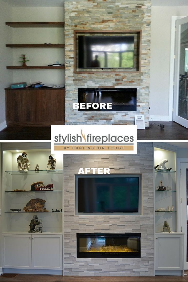 Huntington Fireplace Awesome Fireplace Wall by Stylish Fireplaces Silver Fox Strips by