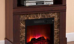 30 Elegant Indoor Fireplace Tv Stand