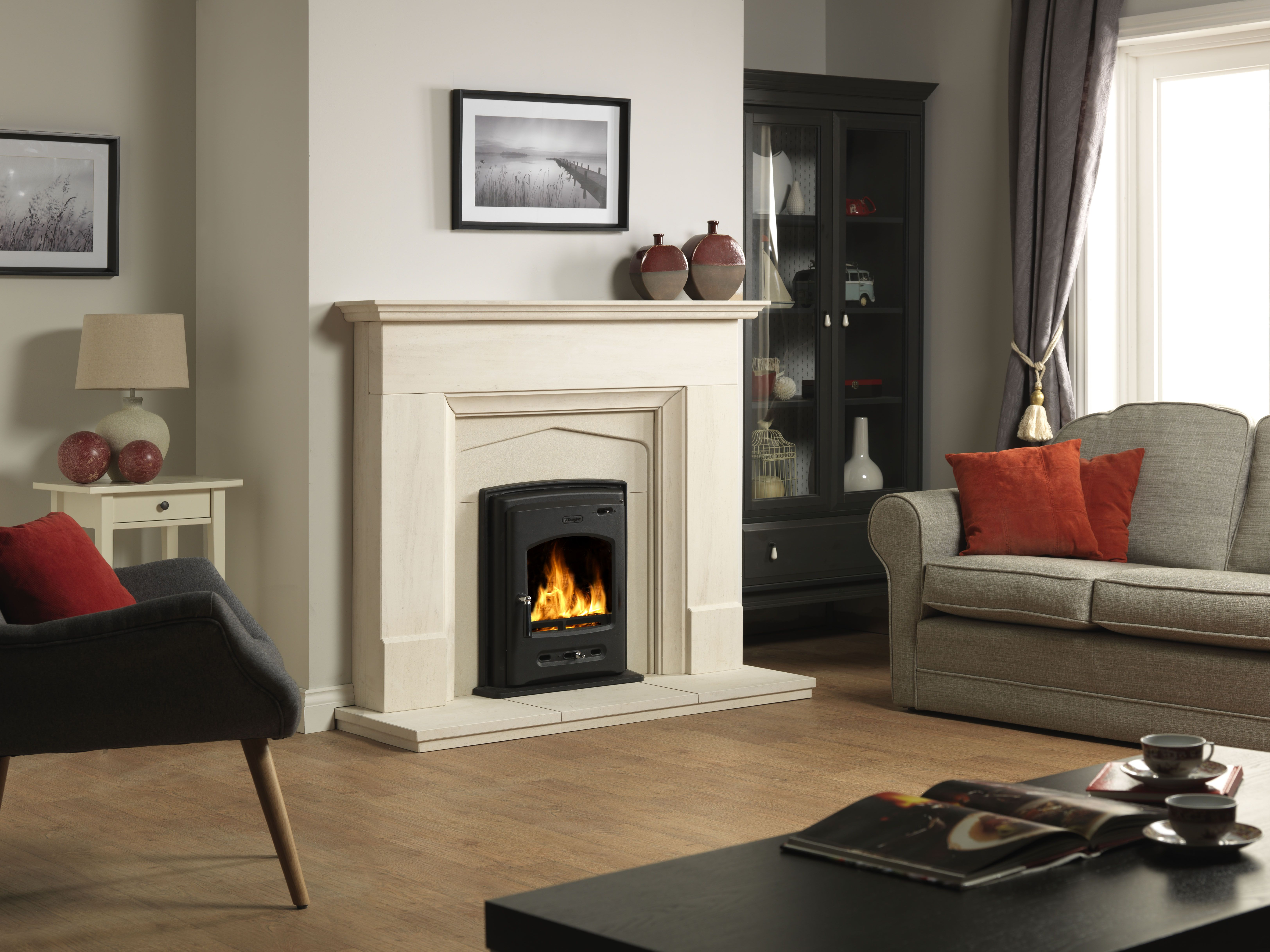 Inset Fireplace Beautiful Bellingham Inset Se Multi Fuel Stove Designed to Be Used