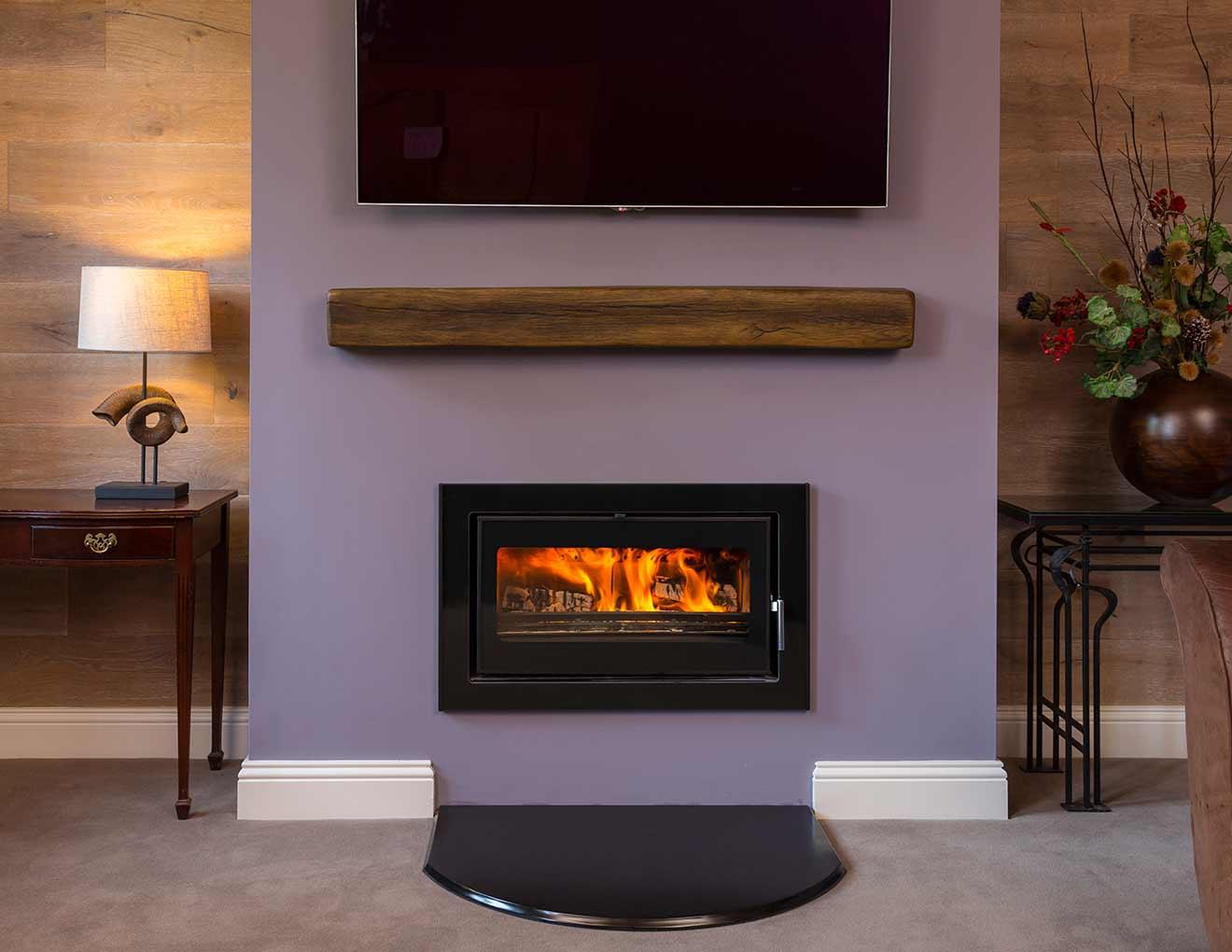 Inset Fireplace Inspirational Cassette Stoves Wood Burning & Multi Fuel Dublin