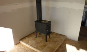 23 Inspirational Install Wood Stove In Fireplace