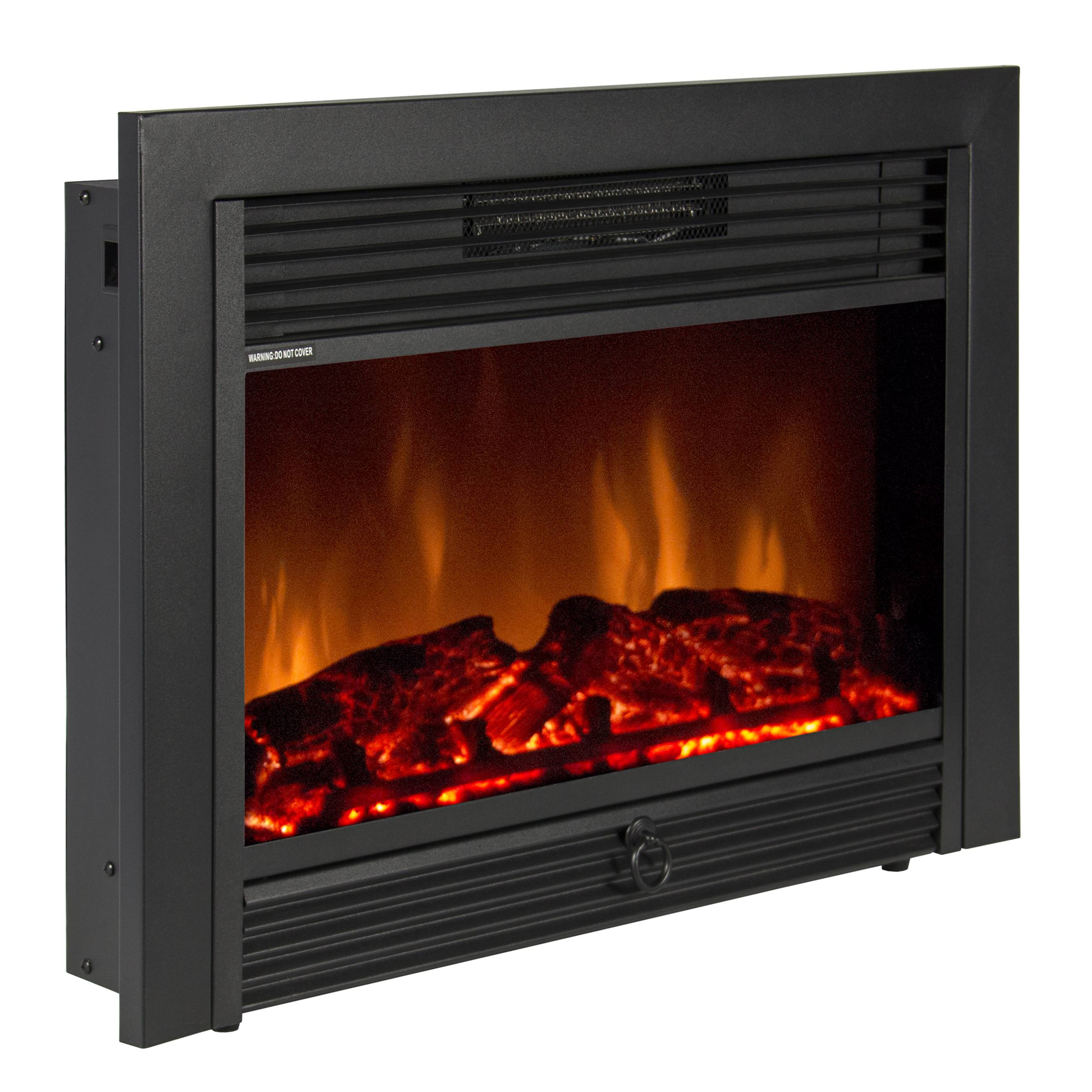 best choice 40 inch electric fireplace insert
